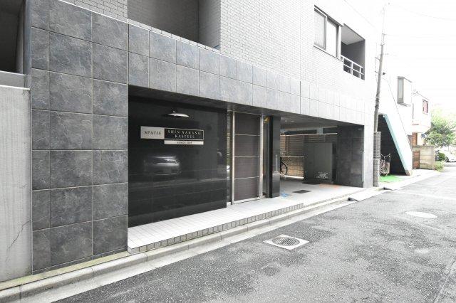 Rent-スパシエ新中野カステール