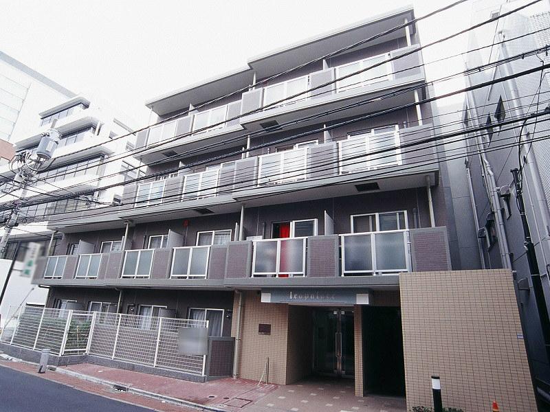 Rent-宇田川町マンション